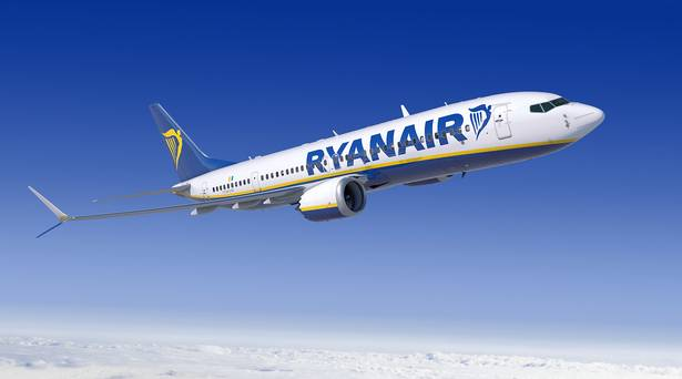 Ryanair MAX 1